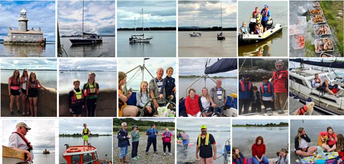 Cruise to Beeves Lighthouse and Cahercon Pier